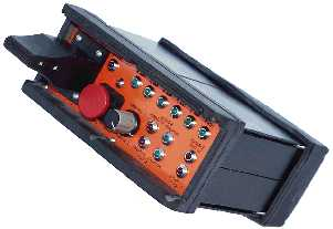Sender für die Kamerawagensteuerung