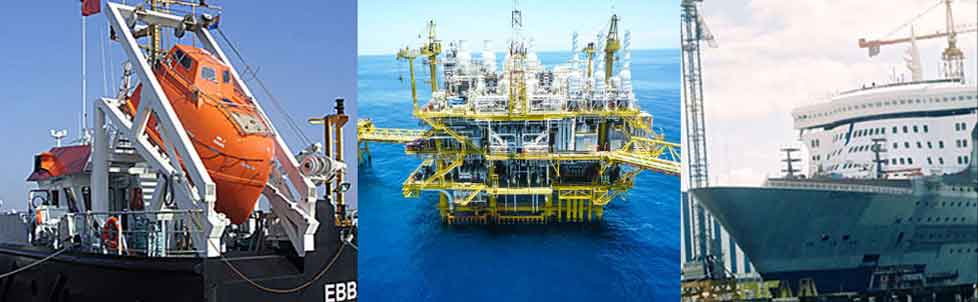 Offshore and shipbuilding
