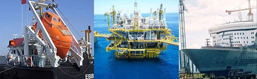 Off-Shore und Schiffsbau